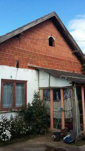 Das Haus der Familie Shakir im Kosovo