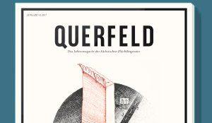 Coverausschnitt Querfeld-Magazin