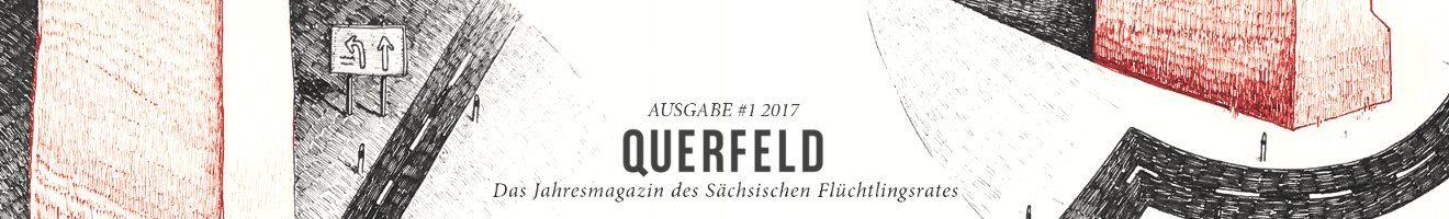 Zum Querfeld Magazin #1